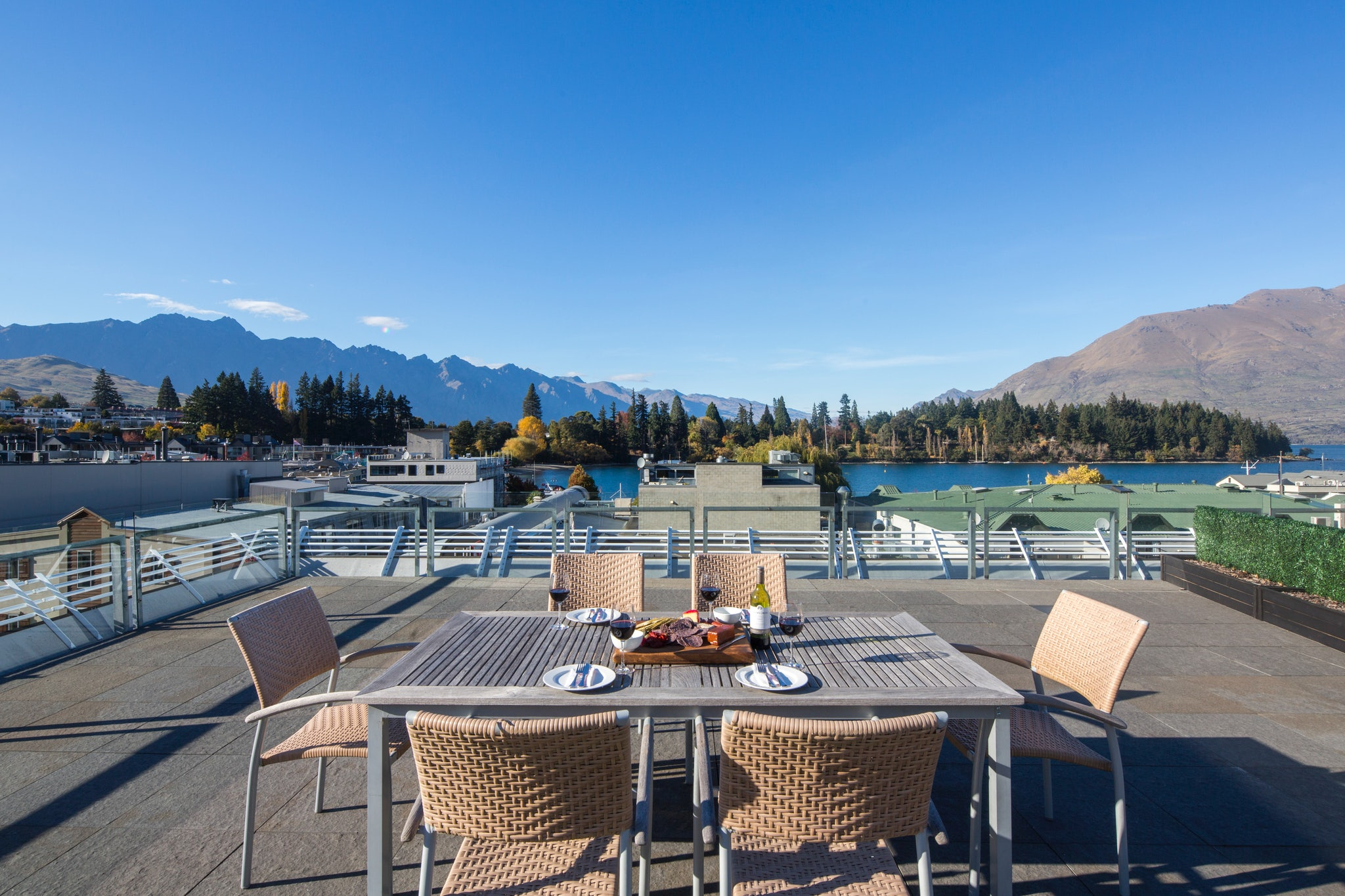 Scenic Apartments Queenstown New Zealand - Staysouth