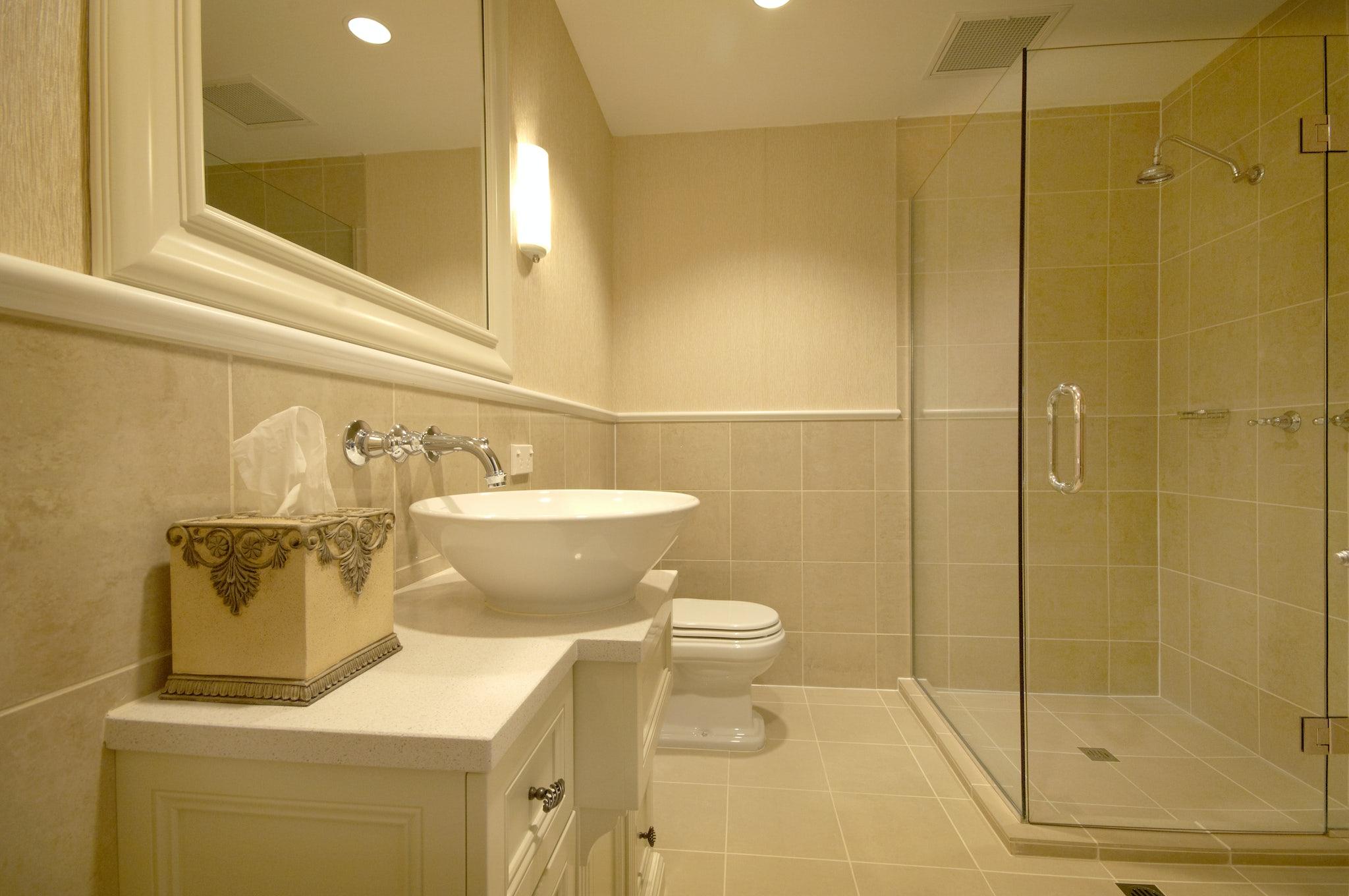 Esplanade apartments queenstown escape with friends for Bathroom design queenstown